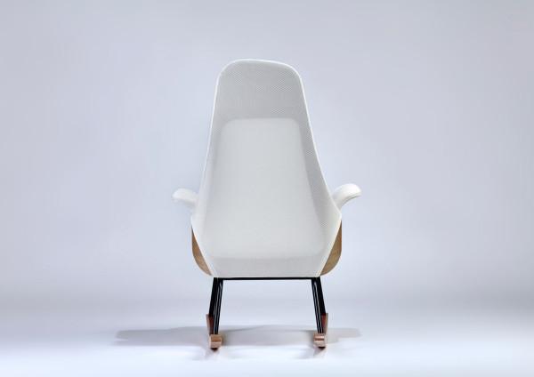 Nana-Rocking-Chair-Alegre-Design-4  A Rocking Chair Reinvented for New Moms Nana Rocking Chair Alegre Design 4