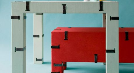 Pakiet: A Collection of Simple, Easy to Assemble Furniture