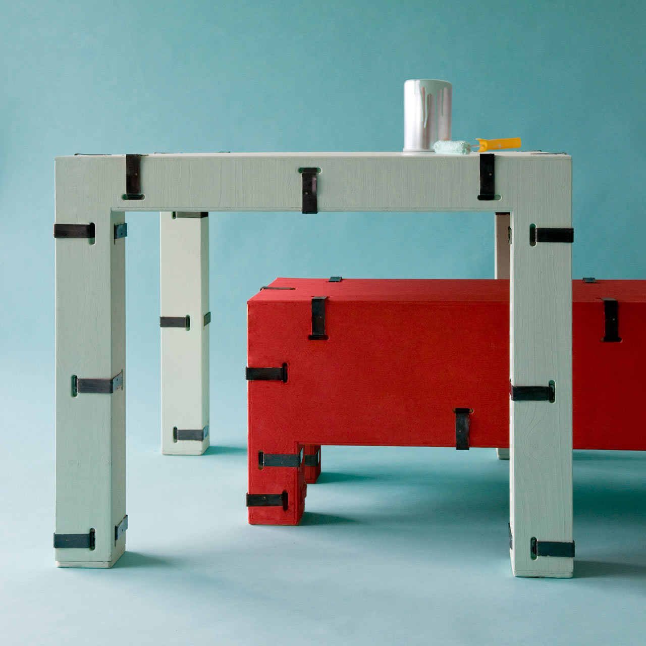 Pakiet A Collection Of Simple Easy To Assemble Furniture Design Milk