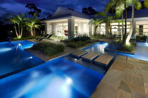 Modern Pools modern pools that make a splash - design milk
