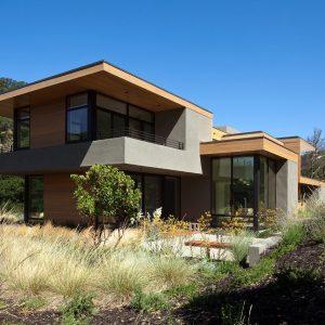 A Modern Home in Rural Sunol, California