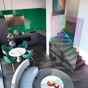 Score an Apartment Designed by Tom Dixon's Design Research Studio