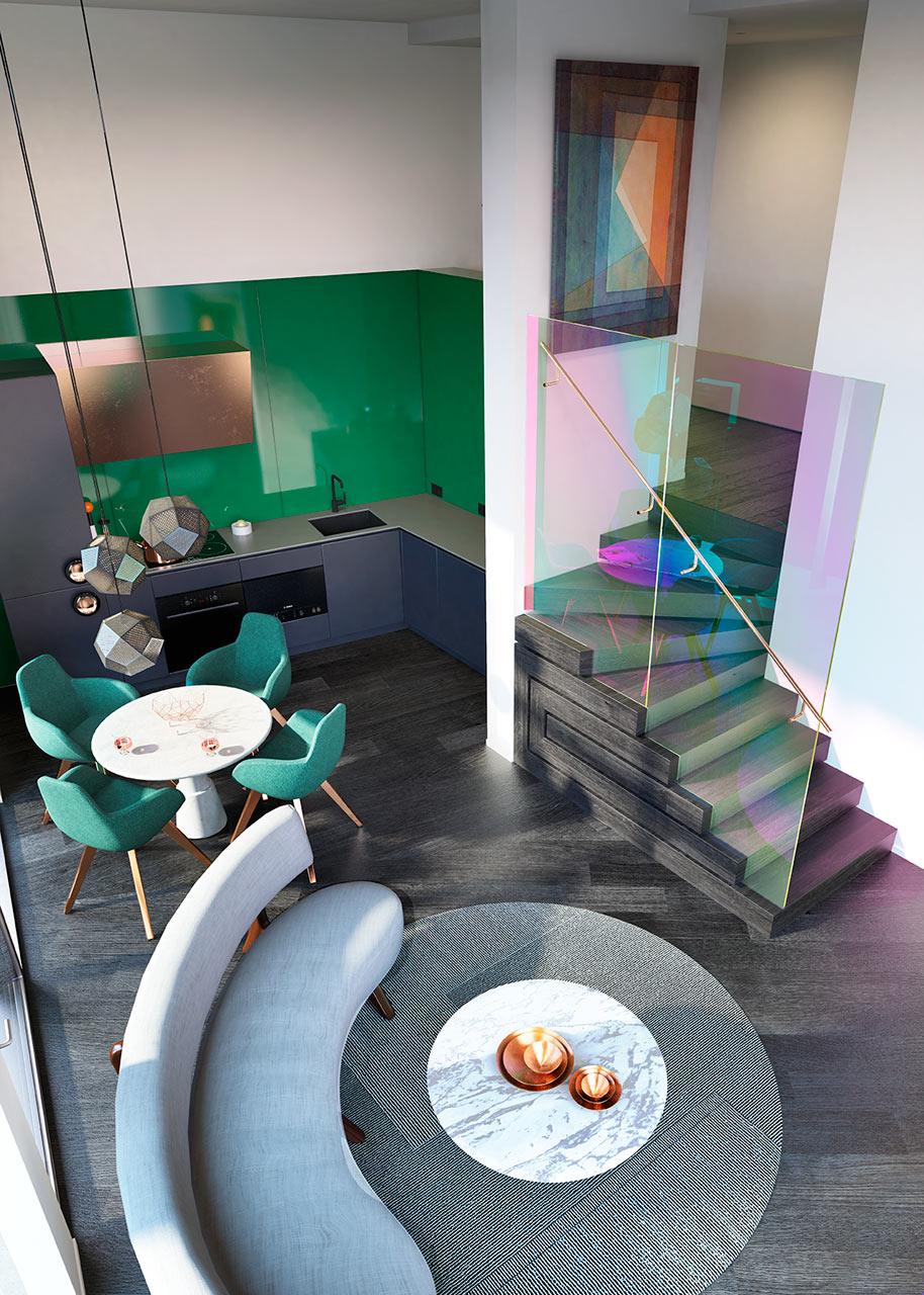 Score an Apartment Designed by Tom Dixon's Design Research Studio