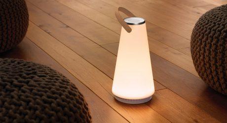 UMA Sound Lantern – Portable Light + Speaker