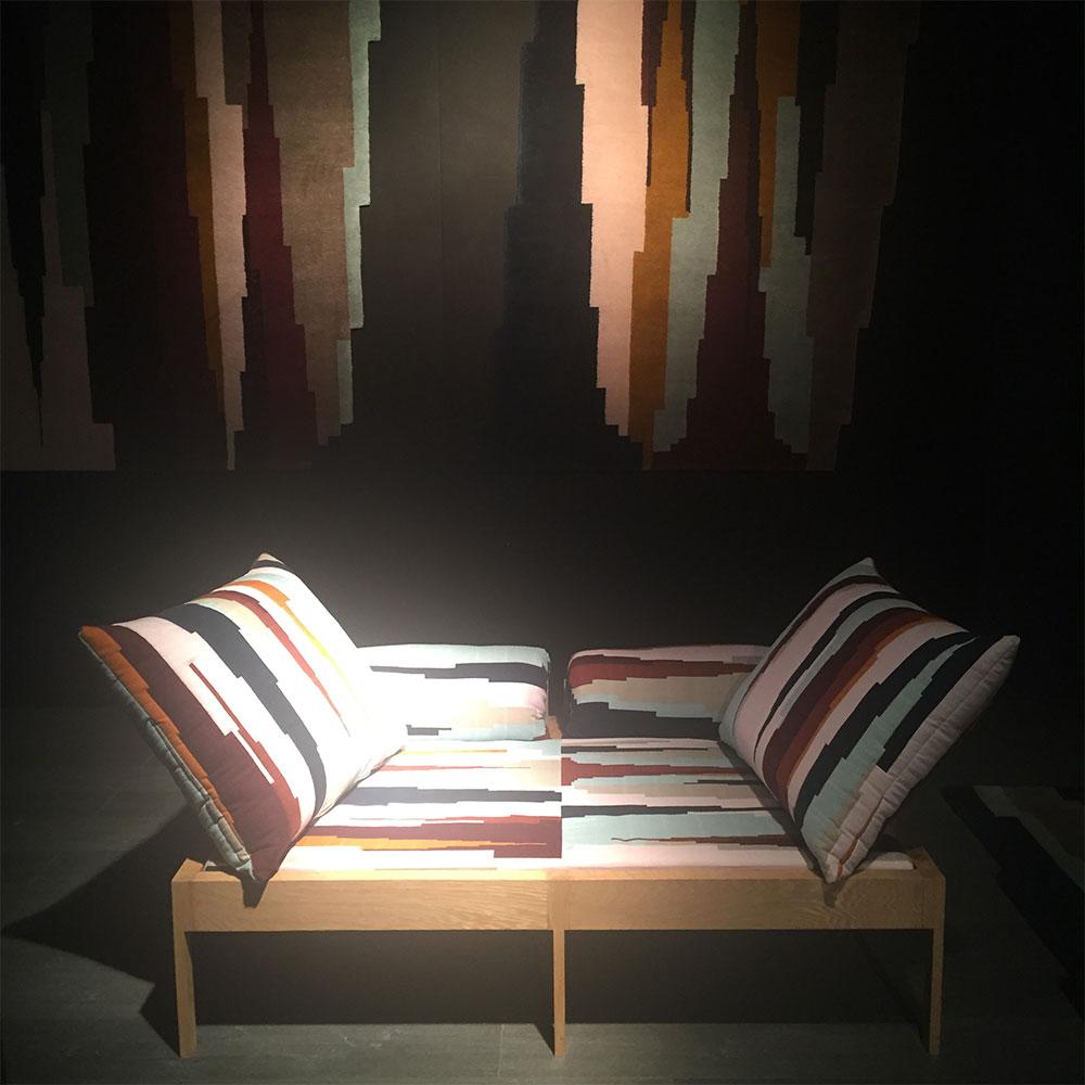 Milan 2015: Craft Collaborations at Wallpaper* Handmade