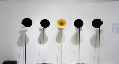 Master & Dynamic x Steffan Kehrle Speakers at Wallpaper* Handmade