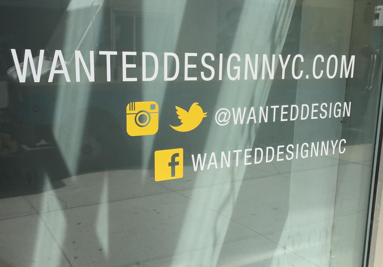 NYCxDesign 2015: WantedDesign Manhattan Part 2