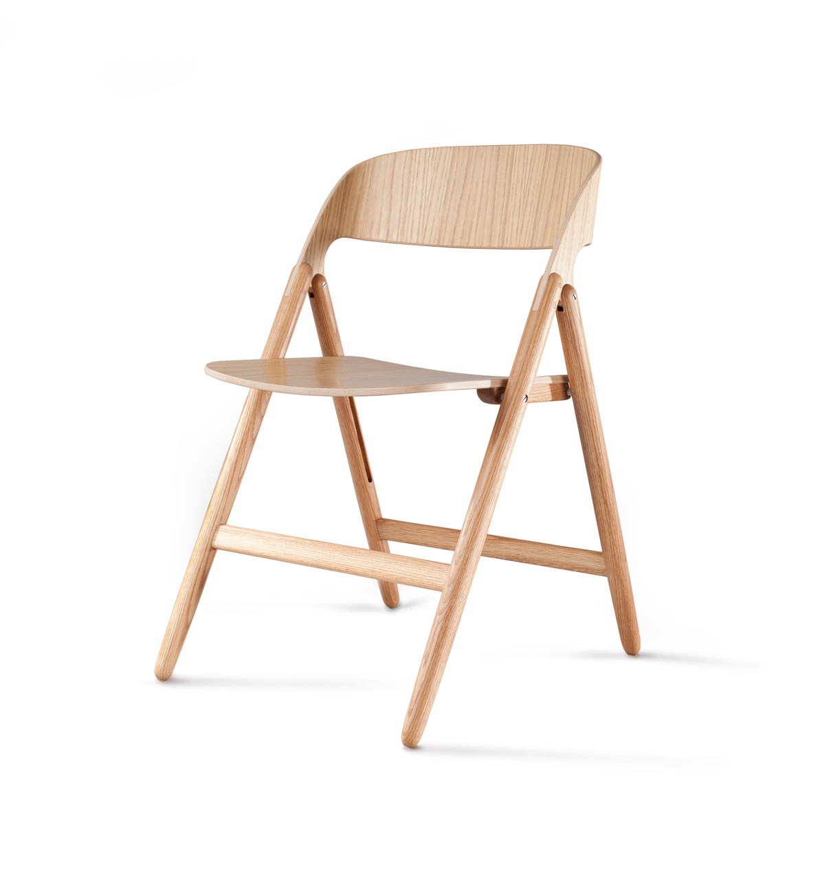 The Folding Chair Gets a Modern Update