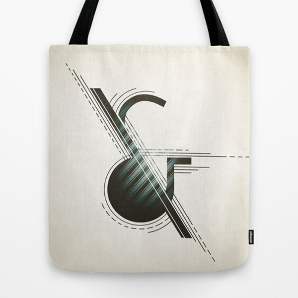 ampersand-tote