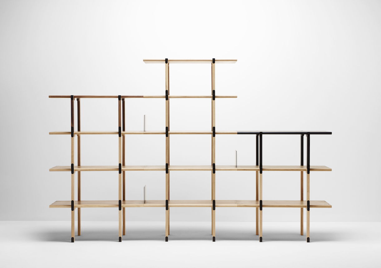 Basic Shelving System by H Furniture