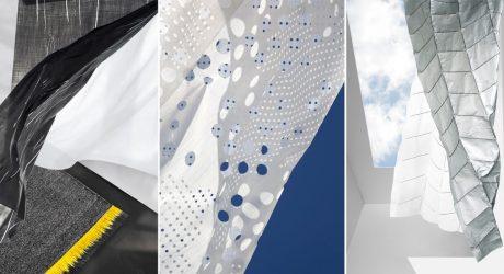 Luminaire Adds New Soft Furnishings from Kvadrat / Raf Simons and Kinnasand