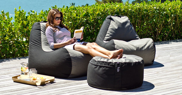 Lujo Outdoor Bean Bag Chairs 3