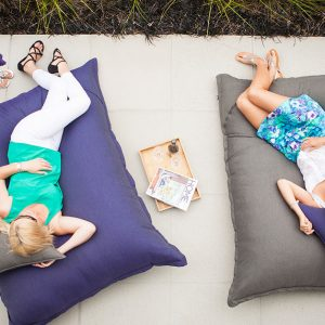 Summer Lounging: Modern Outdoor Seating from Lujo