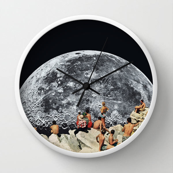 moonrise-wall-clock