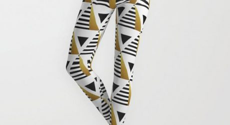 Fresh From The Dairy: Leggings!