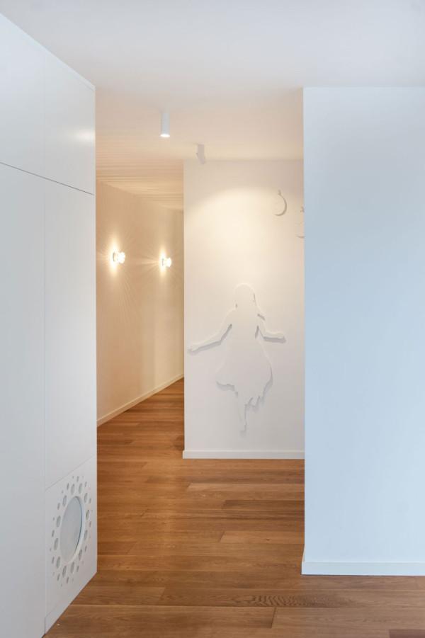 A Renovated Family Apartment In Tel Aviv Design Milk