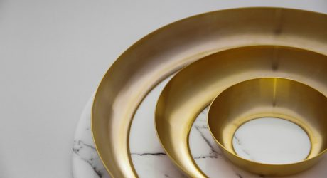 Jewelry Inspired Tableware by Sayar & Garibeh