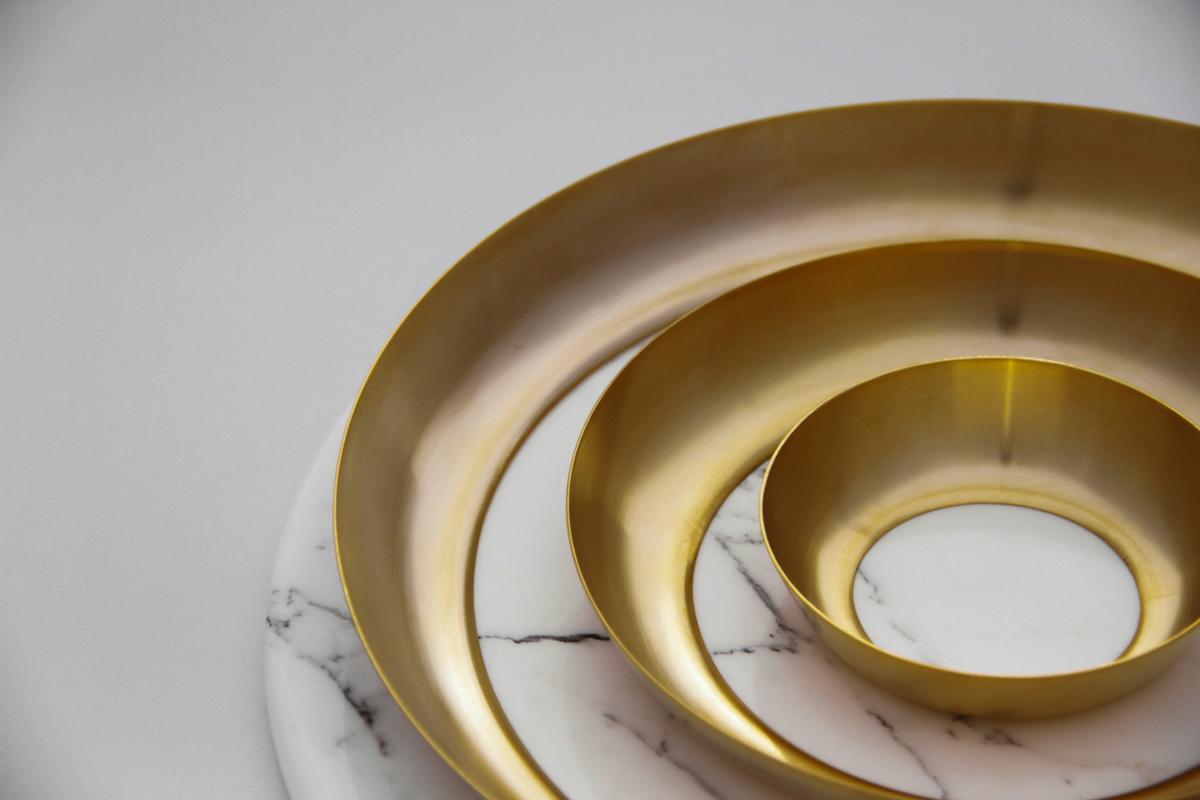 Jewelry Inspired Tableware by Sayar & Garibeh