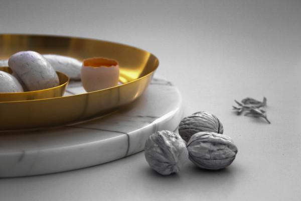 Bangle - gold 07 - Sayar&Garibeh