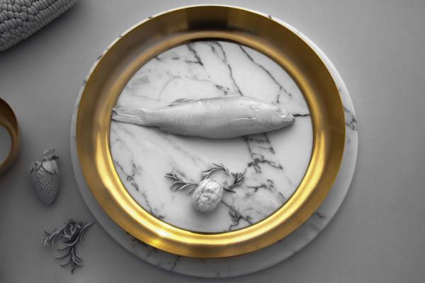 Bangle - gold 08 - Sayar&Garibeh
