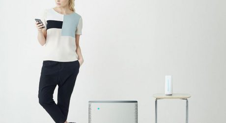 Blueair Sense+ and Aware Unveiled at Dwell On Design