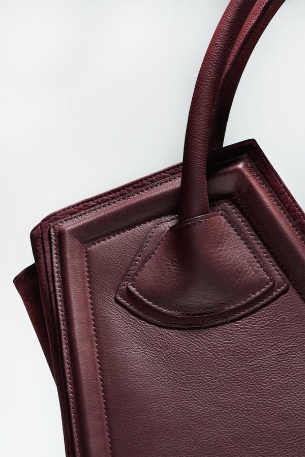 Candamill-FW15-Bags-13-Truss_Burgundy_Detail
