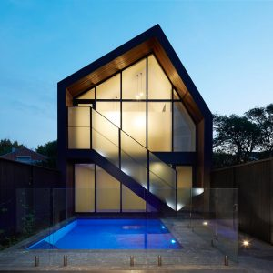 A Modern Extension & Renovation of a Victorian Residence