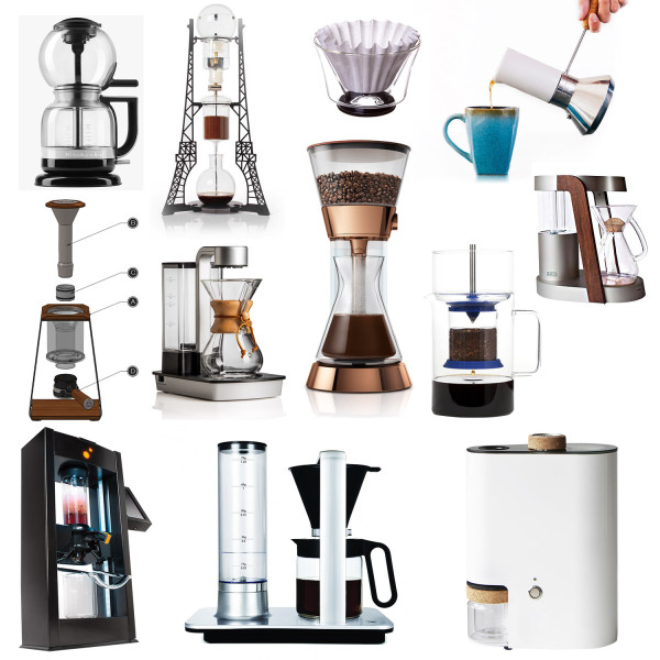 Coffee Maker Design History : Best Roundup Posts of 2015 - Design Milk