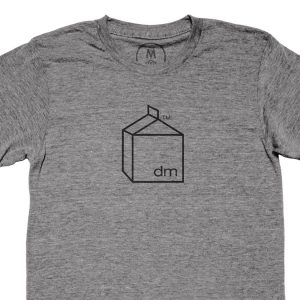 Design Milk T-Shirts Available for a Limited Time at Cotton Bureau