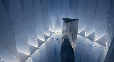 Dynamic Sanctuary: An Interactive, Architectural Installation