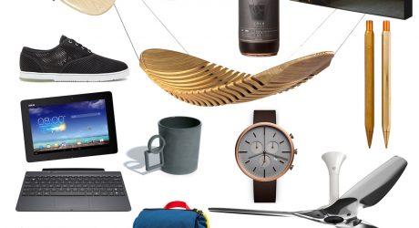 15 Gift Ideas for Designy Dudes