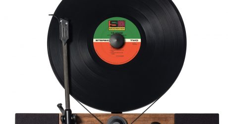 Vertically Unchallenged: The Gramovox Floating Record Player