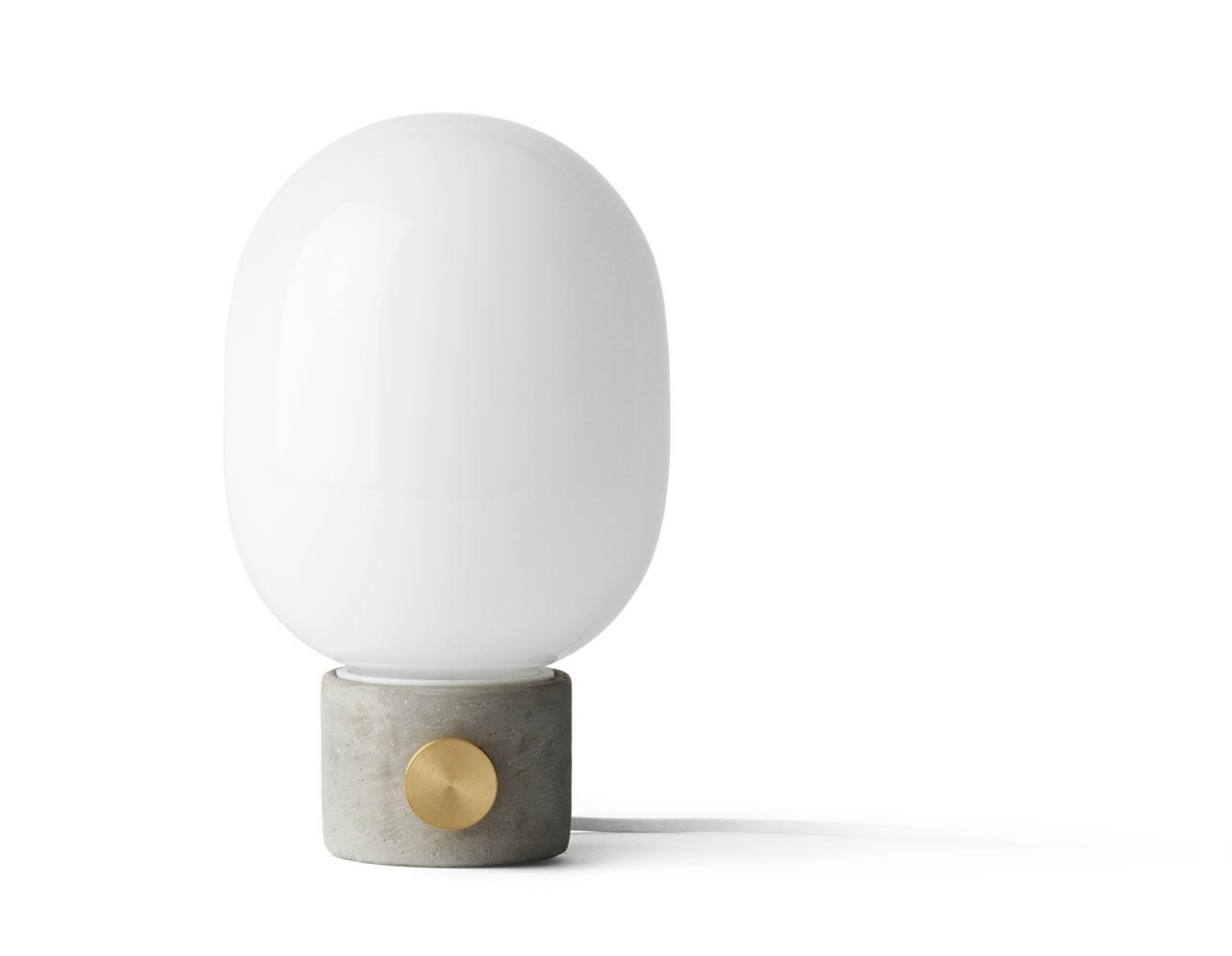 JWDA Concrete Lamp by Jonas Wagell for Menu