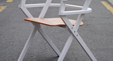 A Chair Inspired by Korean Bachelors