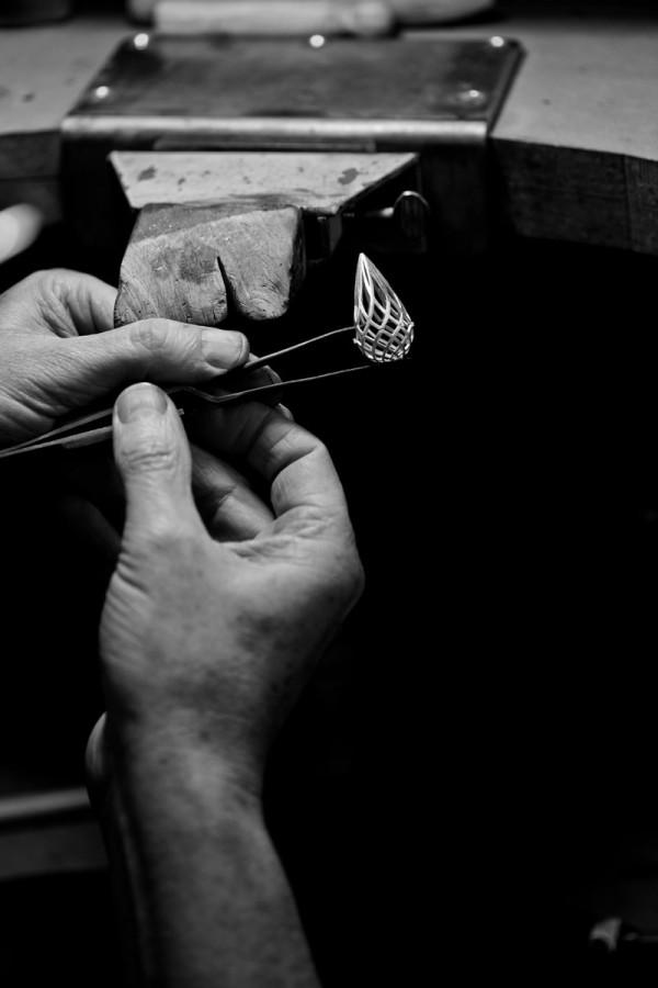 Making a Koura pendant