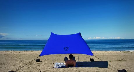 Lightweight, Portable Sunshades that Offer UPF 50+ Protection