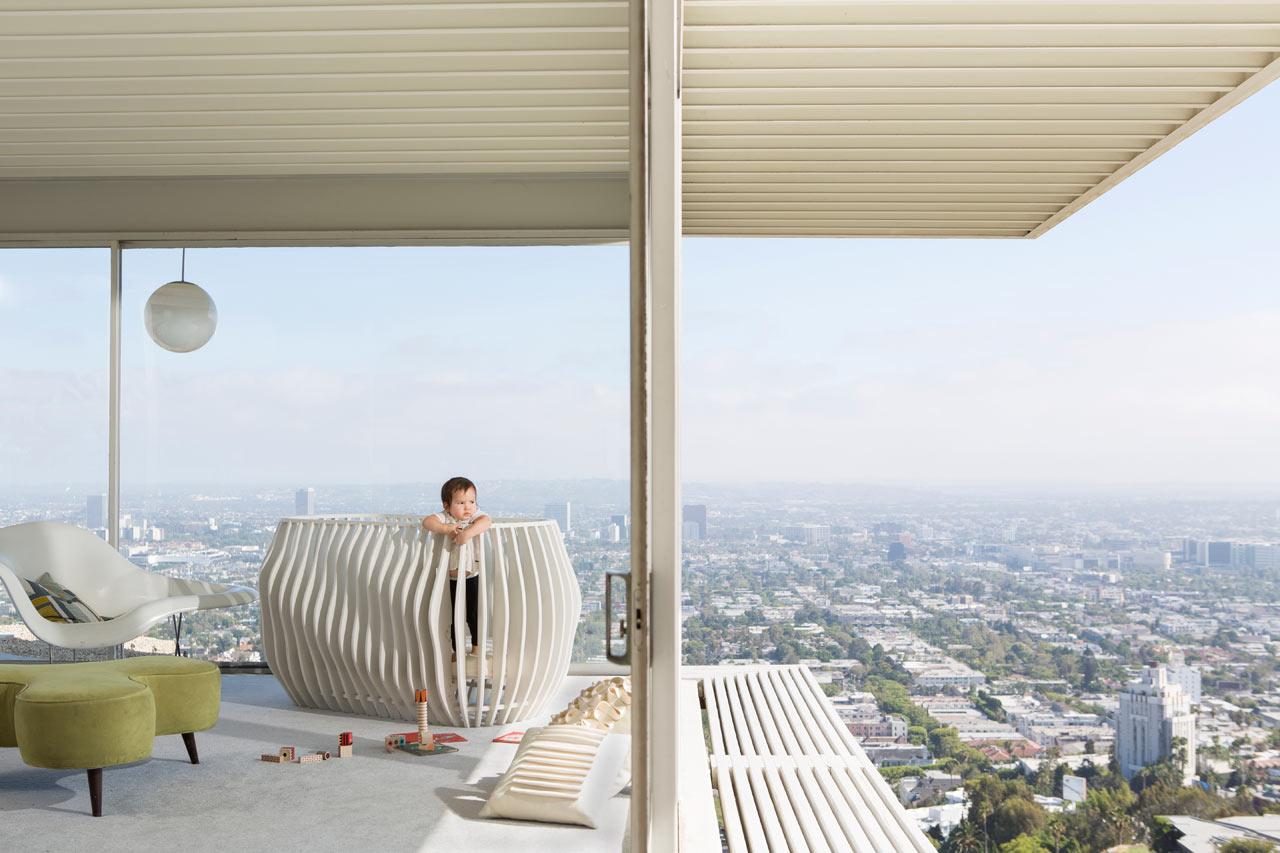 Stunning Modern Cribs By Nursery Works Design Milk