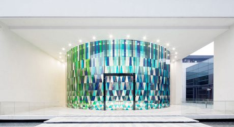 Shanghai's Rainbow Chapel by COORDINATION ASIA