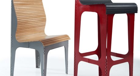 Transformable Furniture by RockPaperRobot