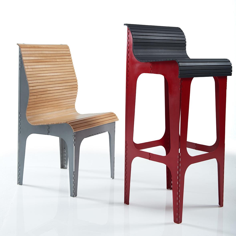 Transformable Furniture by RockPaperRobot - Design Milk