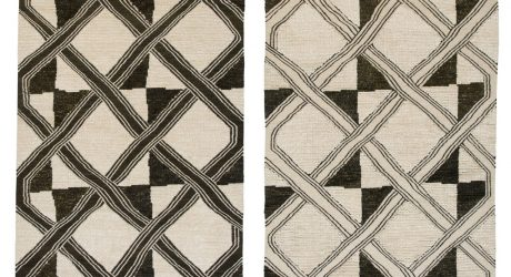 Madeline Weinrib Launches Rug Inspired by Sand Paintings