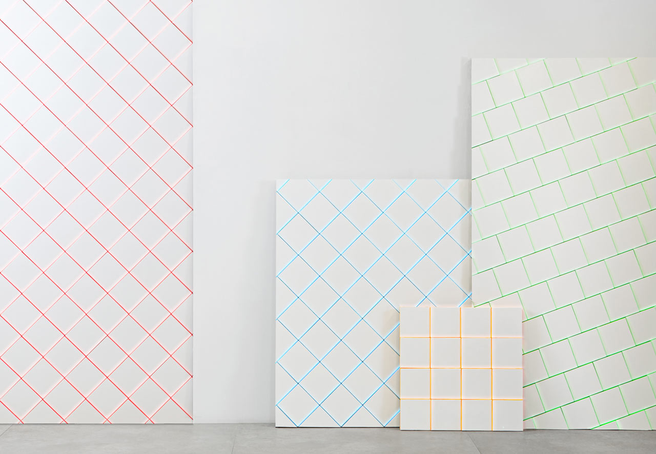 Scale-Like Tiles That Offer a Bright Alternative