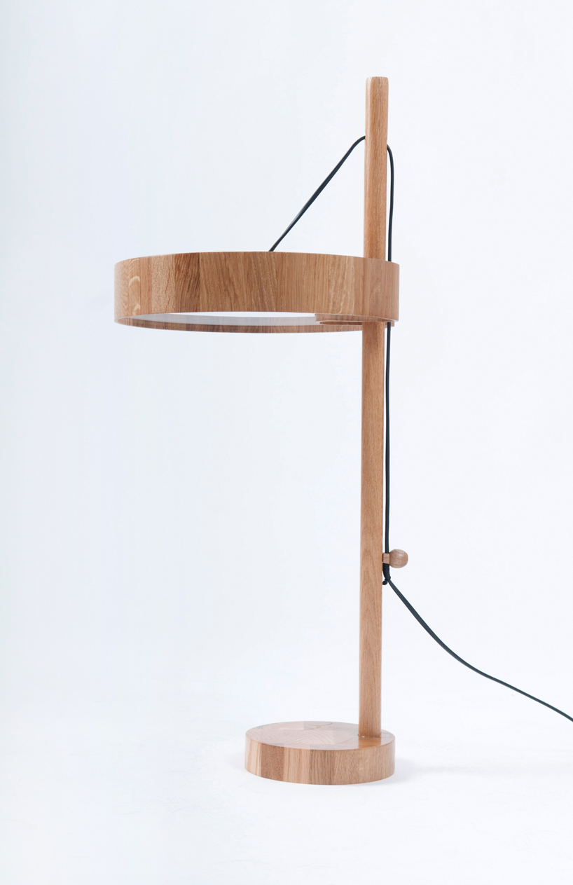 A Lamp Inspired by Sailing Ships