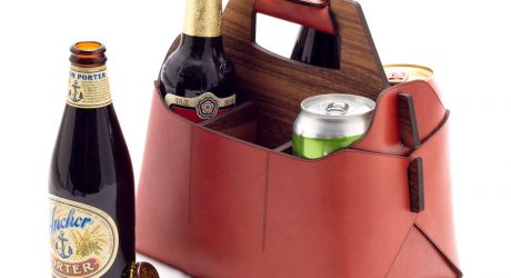 Sixfold: No-Sew Craft Beer Carriers