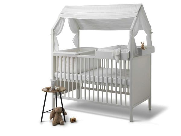 Stokke home a modular multifunctional nursery design milk for Stokke baby furniture