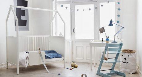 Stokke Home: A Modular, Multifunctional Nursery