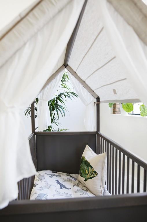 Stokke Home Bed 150226-B17R3021 Hazy Grey 3
