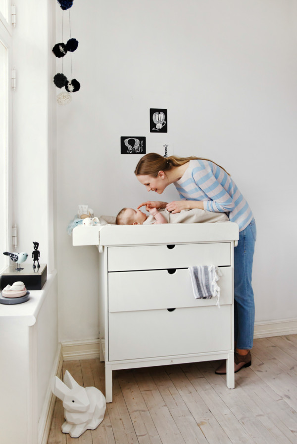 Stokke Home: A Modular, Multifunctional Nursery - Design Milk