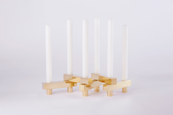 Creative furniture inspired by m c escher design milk for Candle design for debut