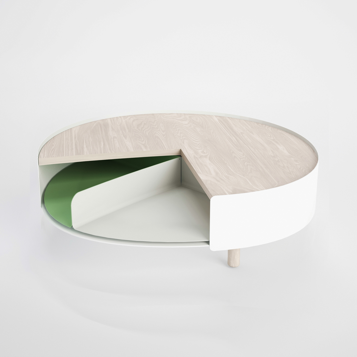 Nice Times Coffee Table An Innovative Way Of Storage